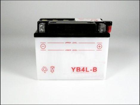 BATTERY 12V 4AH DRY 116X69X94