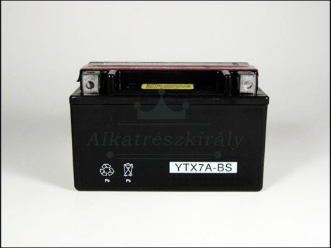 BATTERY 12V 7AH CLOSED 149X86X93