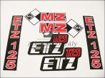 DECAL SET